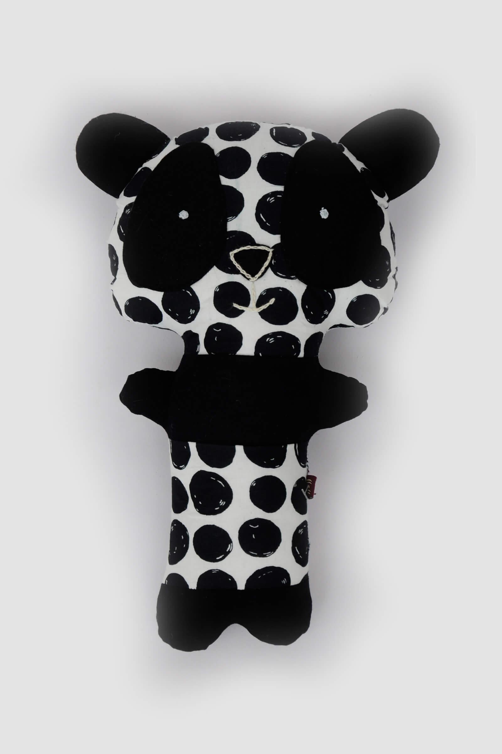 Black Panda Toy