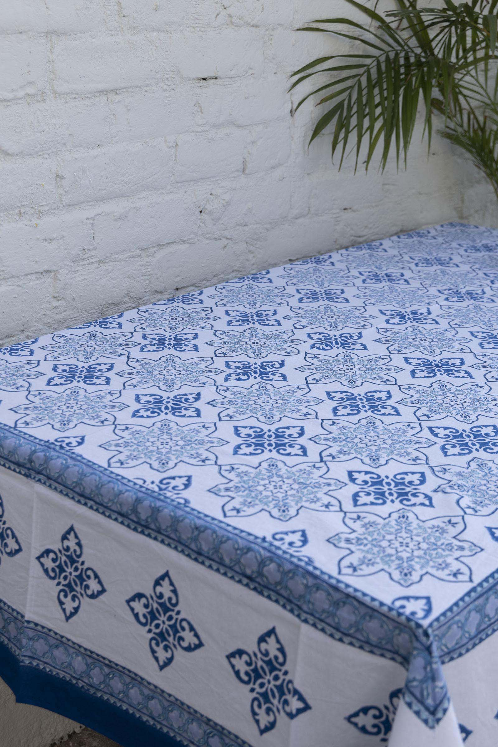 Blooming Trail Table Cloth