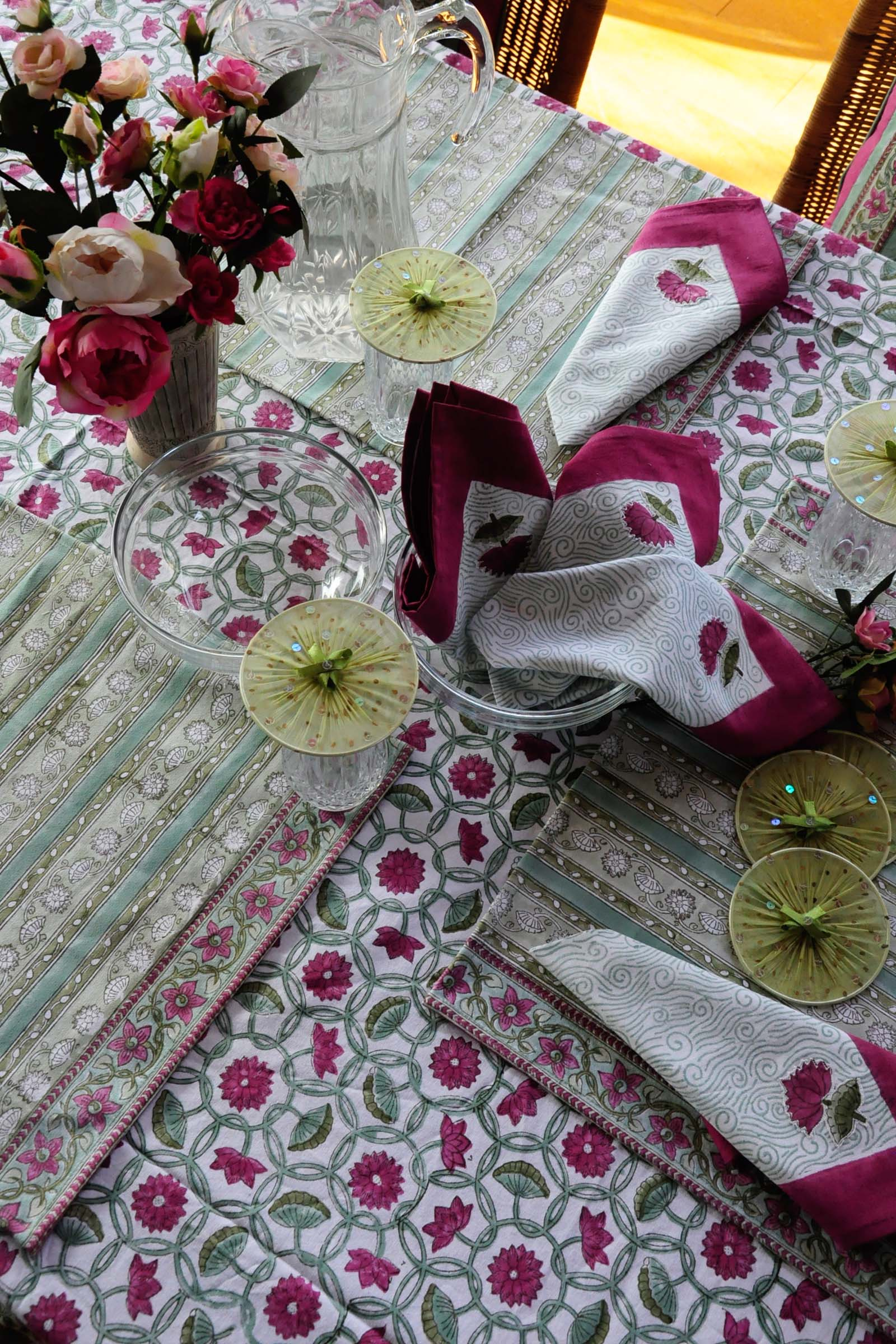 Kamalbaadi Table Cloth