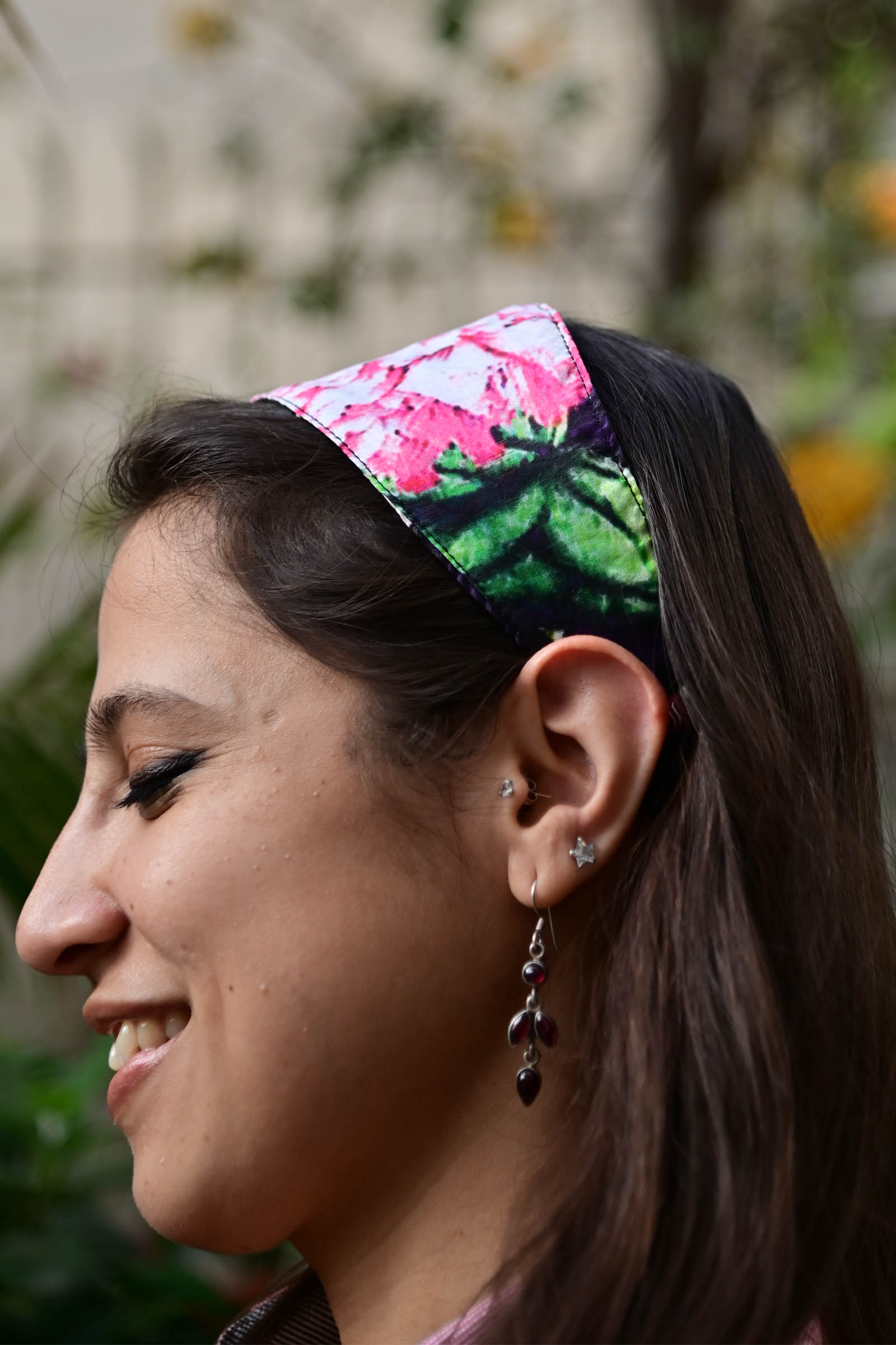 Tropical Sunshine Headband Set Of 2
